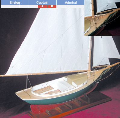 Friendship Sloop | Model Boat Kit