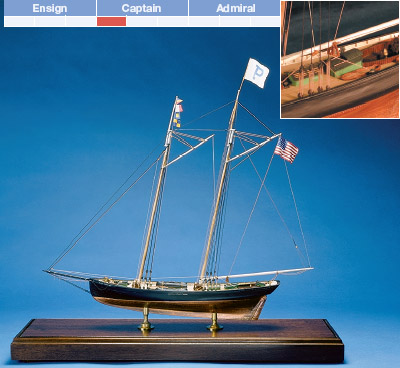 MARY TAYLOR | Model Boat Kit