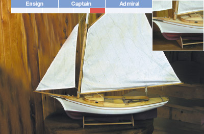 Muscongus Bay Lobster Smack | Model Boat Kit
