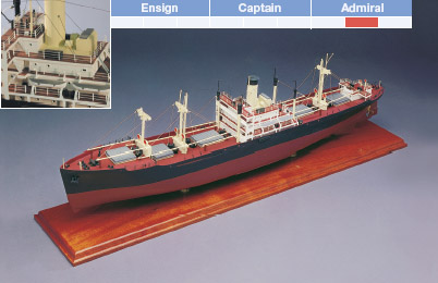 Victory Ship | Model Boat Kit