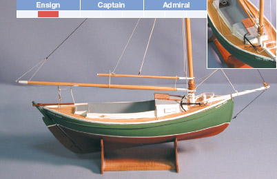 Yankee Hero | Model Boat Kit