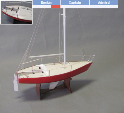 Model Boat Kits & Model Ship Kits -- Blue Jacket Shipcrafters, Inc